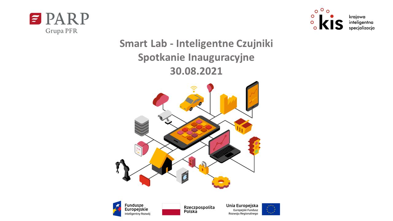 Inauguracyjne Spotkanie Smart Lab Inteligentne Czujniki